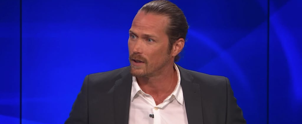 Jason Lewis on Kim Cattrall and Sarah Jessica Parker Feud