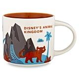 Disney's Animal Kingdom Starbucks You Are Here Mug ($17)