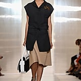 Pictures and Review of Marni Spring Summer Milan Fashion Week Runway Show