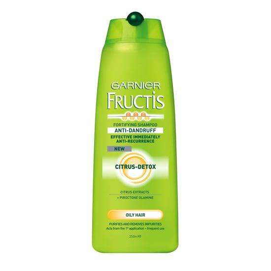 Garnier Citrus-Detox Anti-Dandruff Shampoo, $5.95
