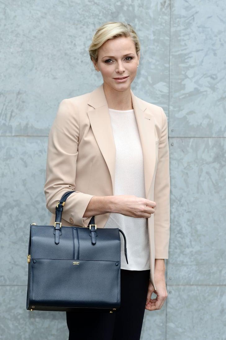 Princess Charlene Of Monaco The Handbag Style All Royals
