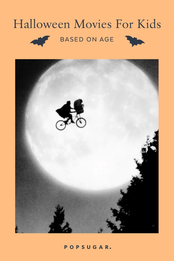 Halloween Movies For Kids Based on Age