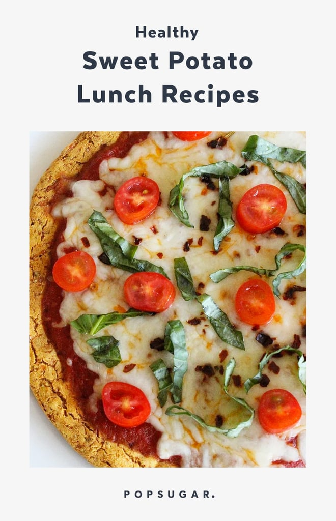 Healthy Sweet Potato Lunch Recipes