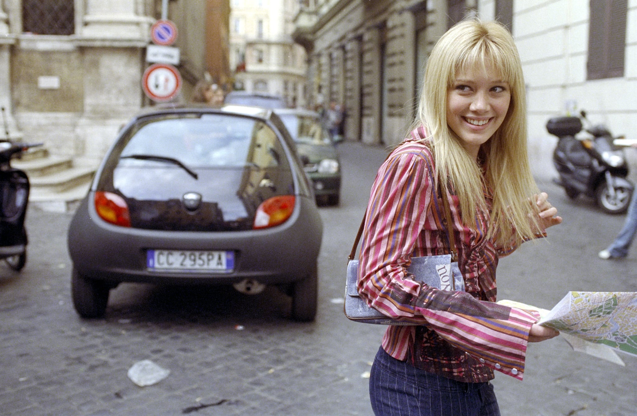 LIZZIE MCGUIRE MOVIE, Hilary Duff, 2003, (c) Walt Disney/courtesy Everett Collection