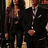 Jenny Slate and Henry Winkler guest-star as Jean-Ralphio's (Ben Schwartz) family.