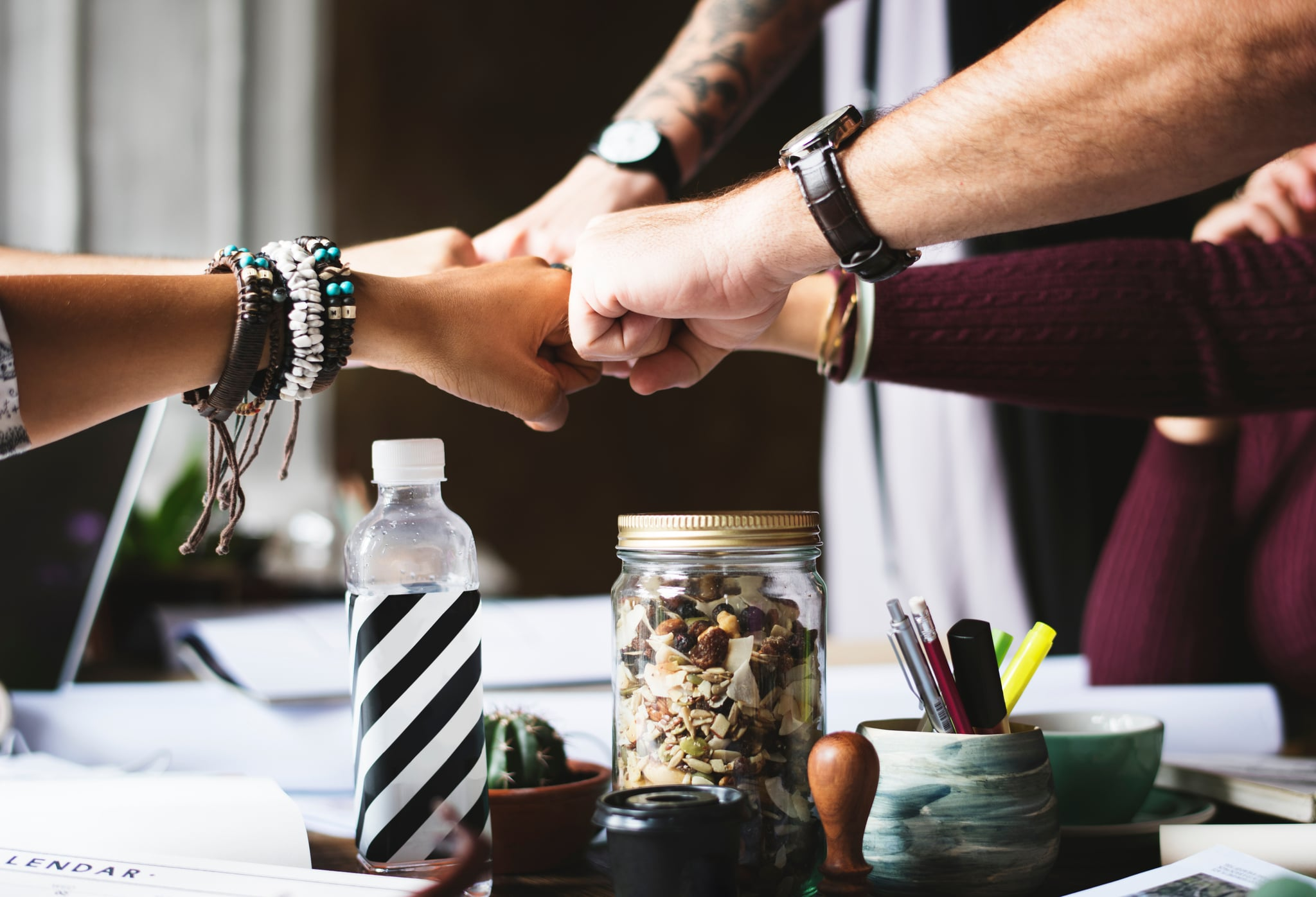 6 Ways You Can Get Your Co-Workers to Like You