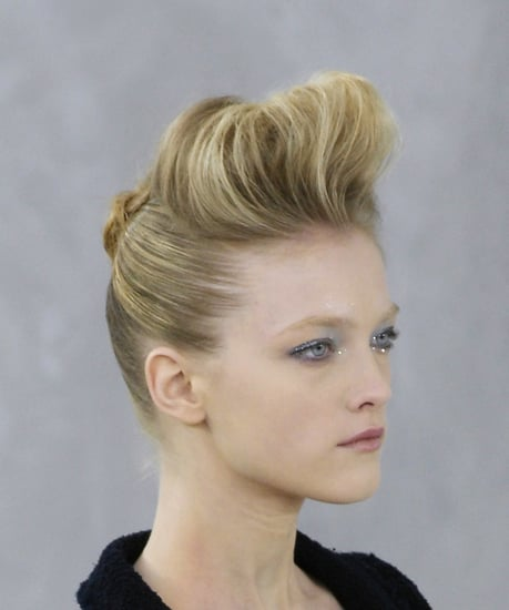 Hair Trends Autumn Winter 2008 Catwalk and Agyness Deyn. The Quiff - beauty glossary from BellaSugar Uk