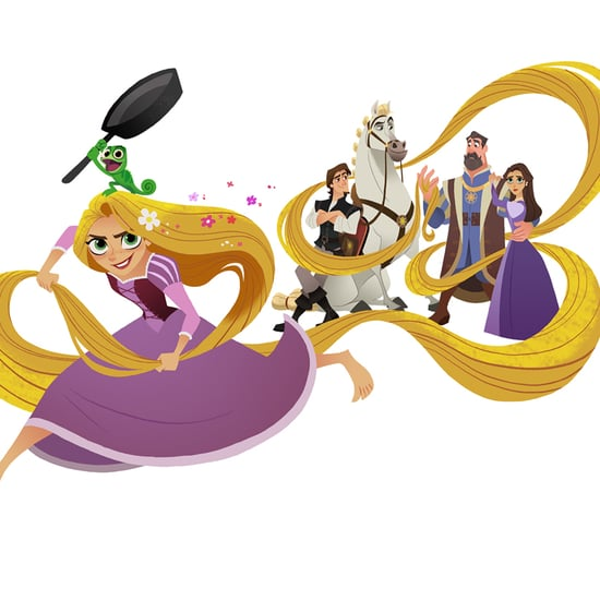 Tangled Before Ever After Series