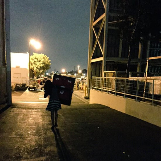 Pictures of the Glee Cast Saying Goodbye Might Break Your Heart