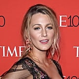 Blake Lively's Fringed Marchesa Dress at Time 100 Gala 2017