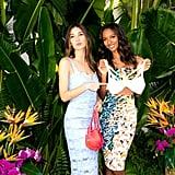 Jasmine Already Tapped Past Fantasy Bra Wearer, Lily Aldridge, For Advice