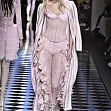 Gigi's Fall '16 Balmain Outfit on the Runway