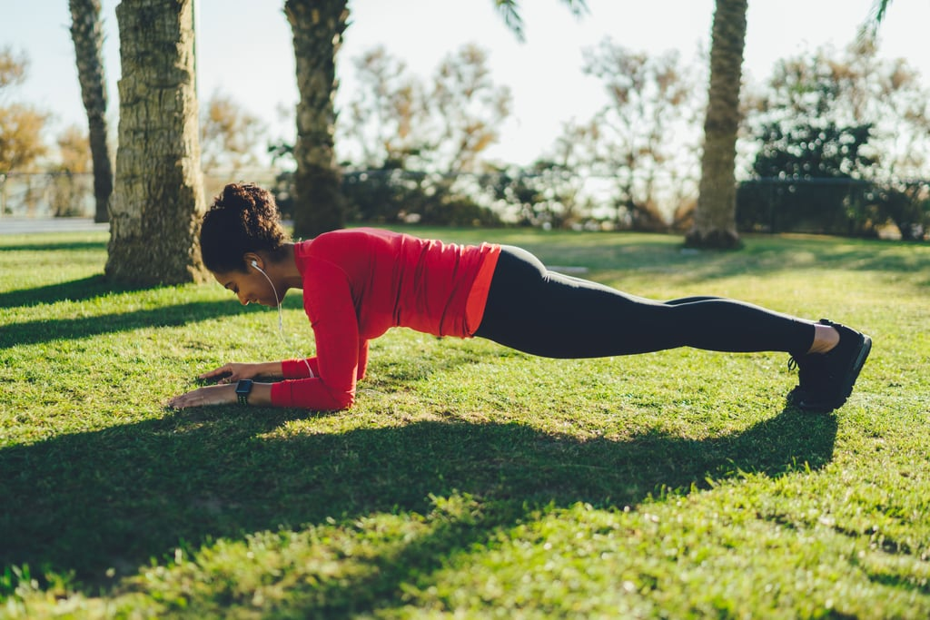 Bodyweight Arm-Toning Moves For Anyone Who Hates Push-Ups