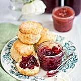 Lemon Mascarpone Scones