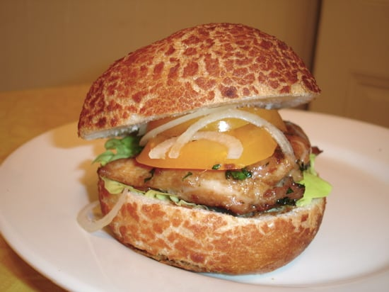 'Wich of the Week: Soy-Ginger Chicken Sandwich