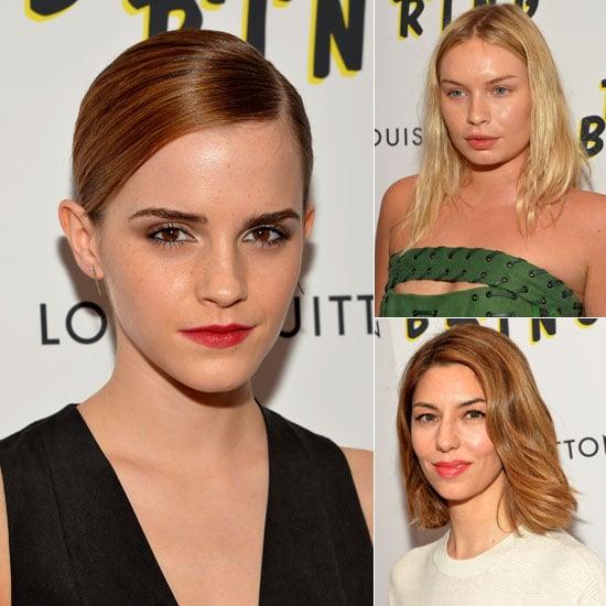 Emma Watson at The Bling Ring Premiere in New York