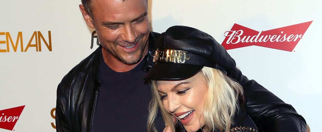The Way Josh Duhamel Looks at Fergie on This Red Carpet Will Make You Believe in Love