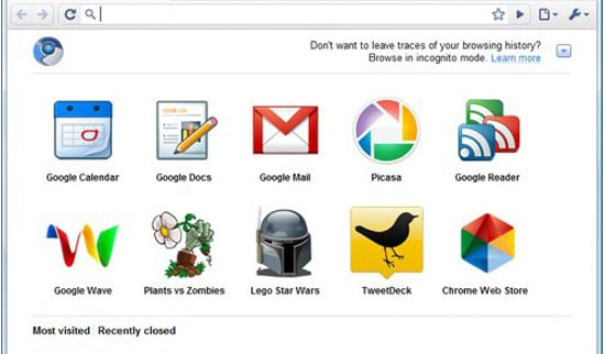 Google Takes Apps to the Web With the Chrome Web Store