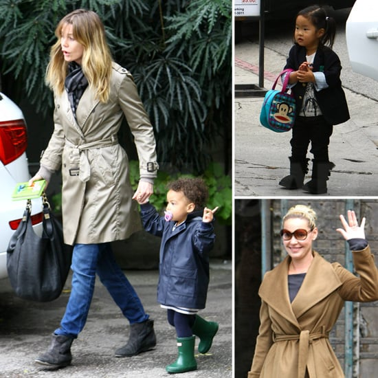 Katherine Heigl and Ellen Pompeo's Playdate Pictures