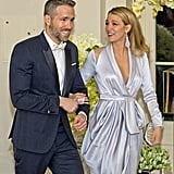Blake Lively and Ryan Reynolds at White House State Dinner
