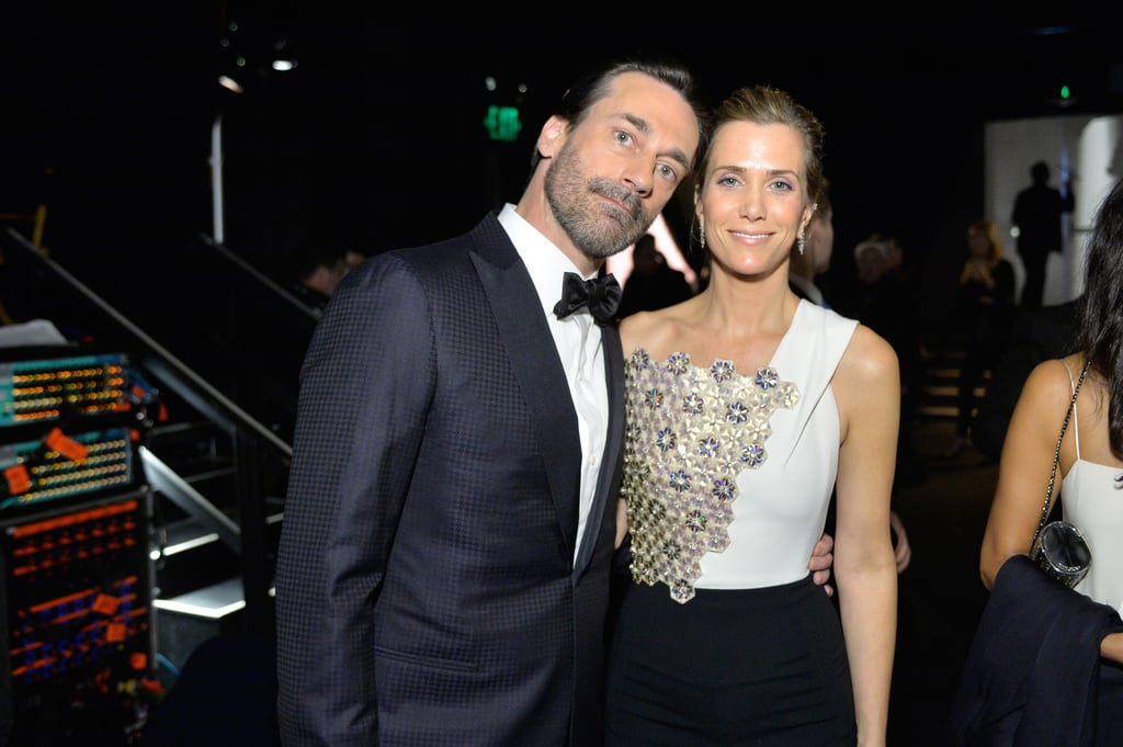 Jon hamm dating kristen wiig