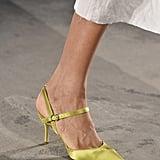 Jason Wu Shoes on the Runway at New York Fashion Week