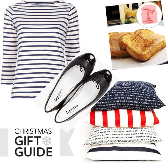 Christmas Gift Ideas for the Francophile in Your Life: Top Ten Stylish Parisian Presents We Found Online