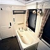 George V's Bathroom