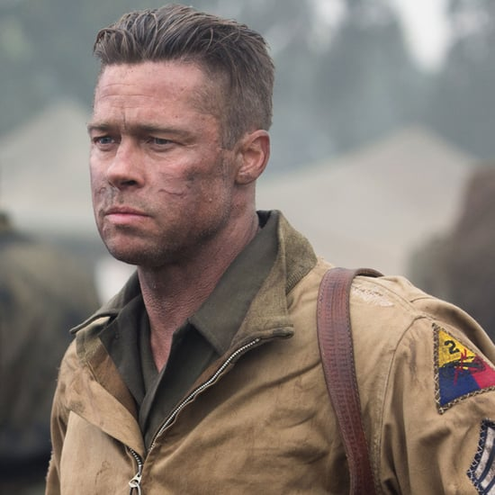 Brad Pitt's Fury Movie Review