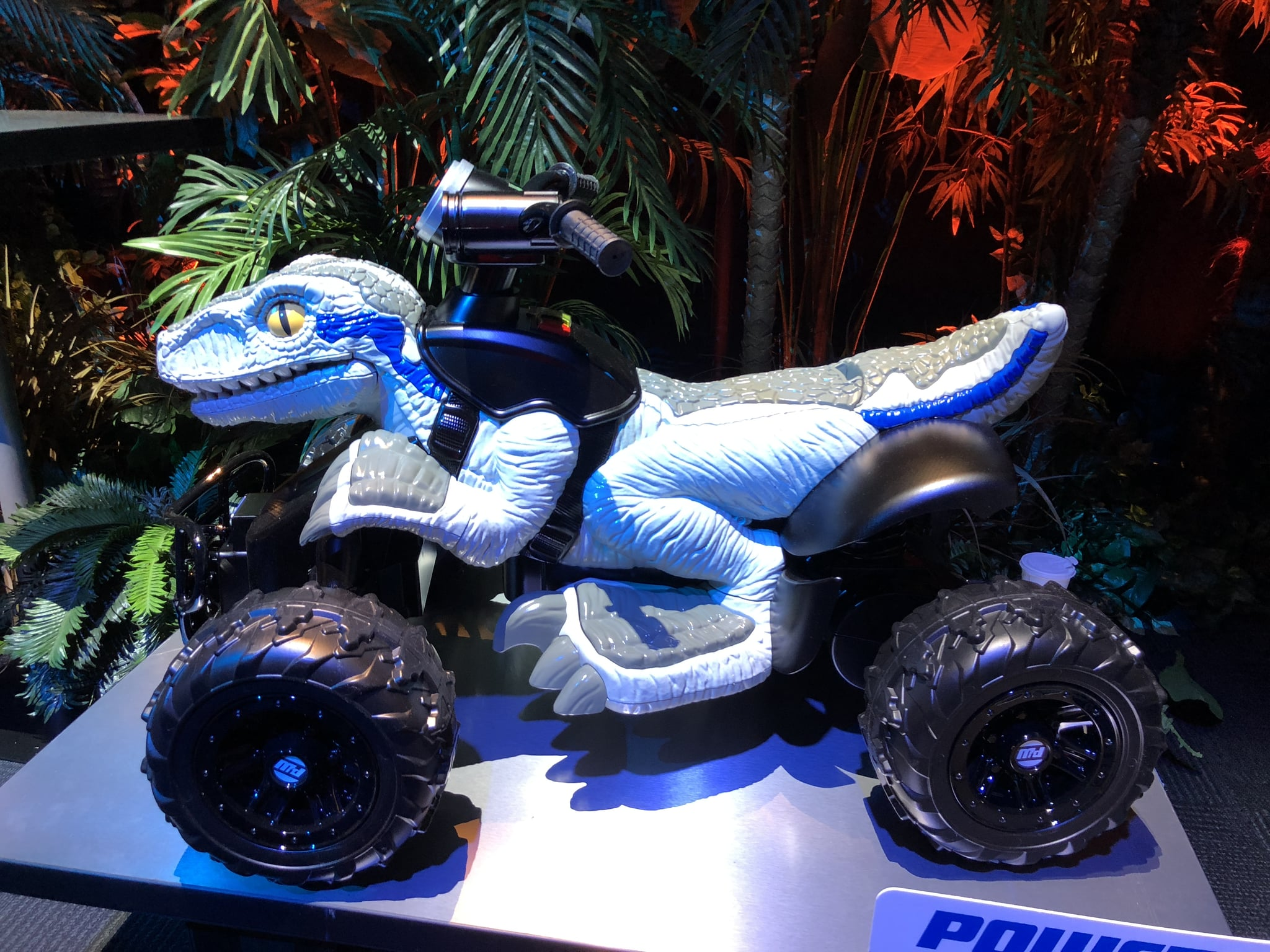 Power Wheels Jurassic World Dino Racer New Toys Coming Out In 2018 Popsugar Uk Parenting Photo 5