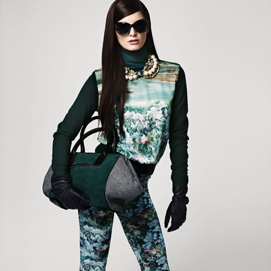 Hm Fall 2012 Lookbook Women Men Popsugar Fashion
