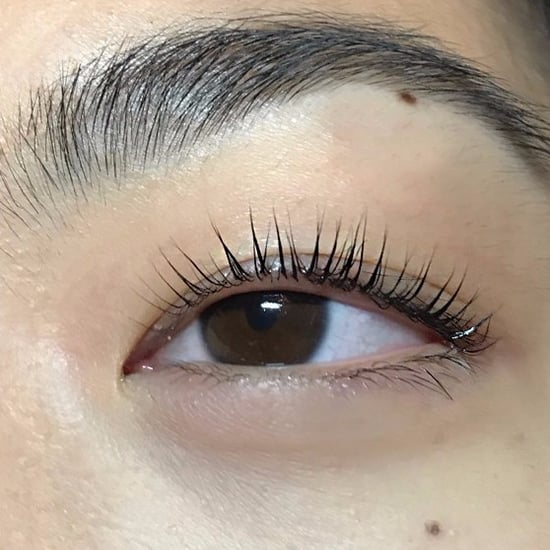 What Is a Lash Lift? Eyelash Perm Before-and-After Photos