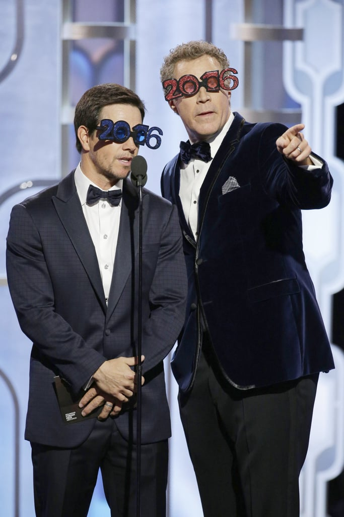 Will Ferrell With Mark Wahlberg