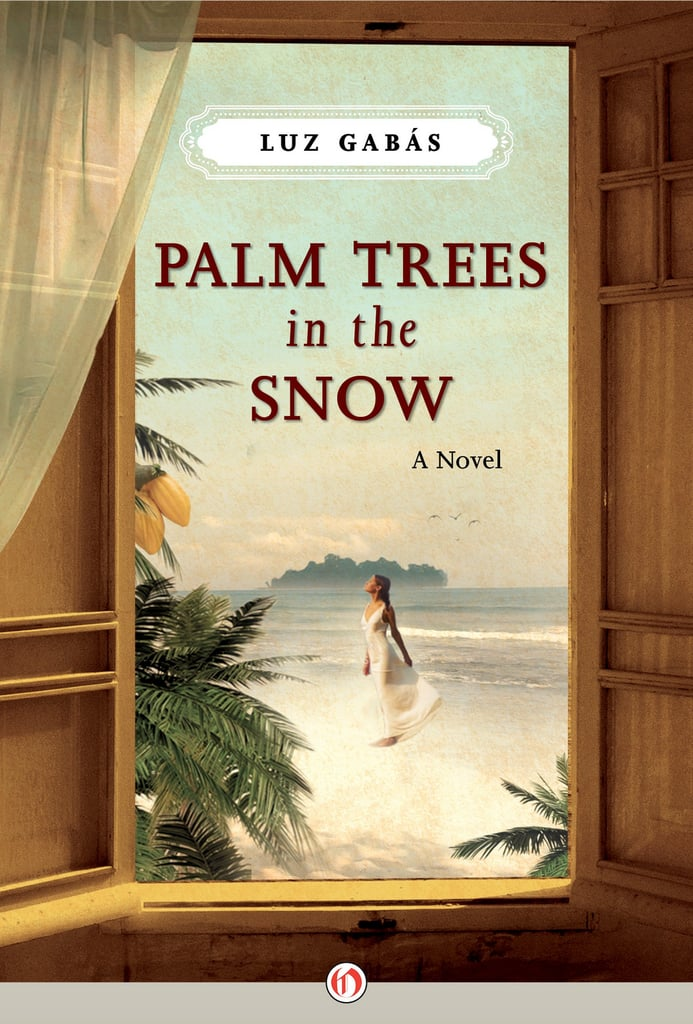 Palm Trees in the Snow by Luz Gabas