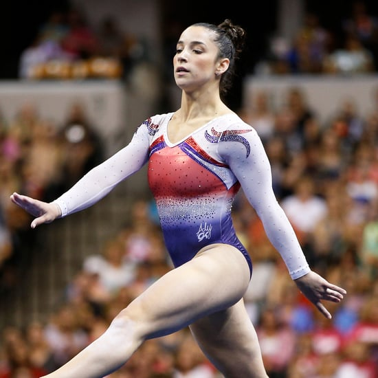 Aly Raisman Diet