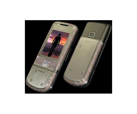Stuart Huges Nokia 8800