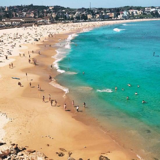 Elyse Knowles' Favourite Australian Beaches