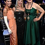 Zoë Kravitz, Reese Witherspoon, and Meryl Streep at the 2020 SAG Awards