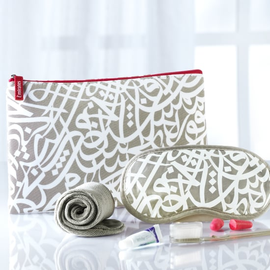 Emirates Airlines New Economy Augmented Reality Amenity Kits
