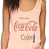 Wildfox Couture Drink Coca Cola Road Trip Tank ($58)