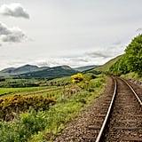 The Royal Scotsman, Scotland
