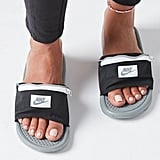 Nike Benassi Just Do It Fanny Pack Slide Sandals