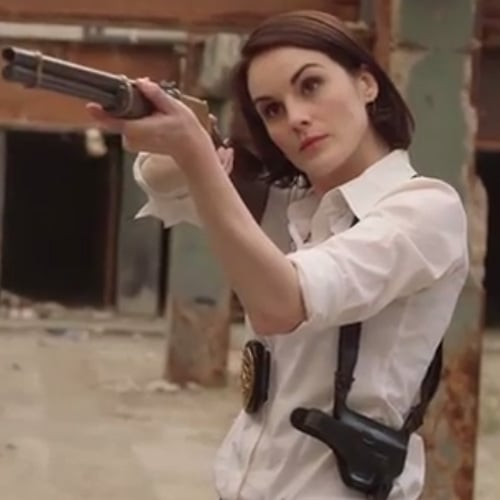 Michelle Dockery's Lady Mary Funny or Die Sketch