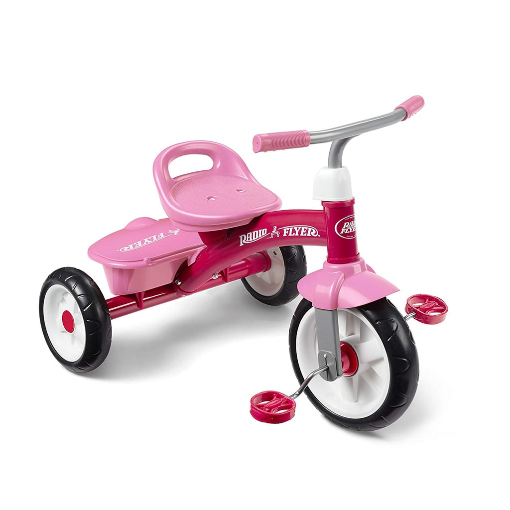 For 3-Year-Olds: Radio Flyer Rider Trike Ride On