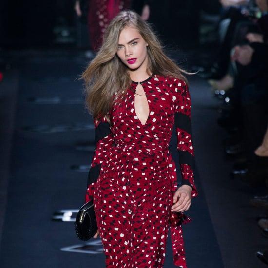 Diane von Furstenberg Fashion Show History