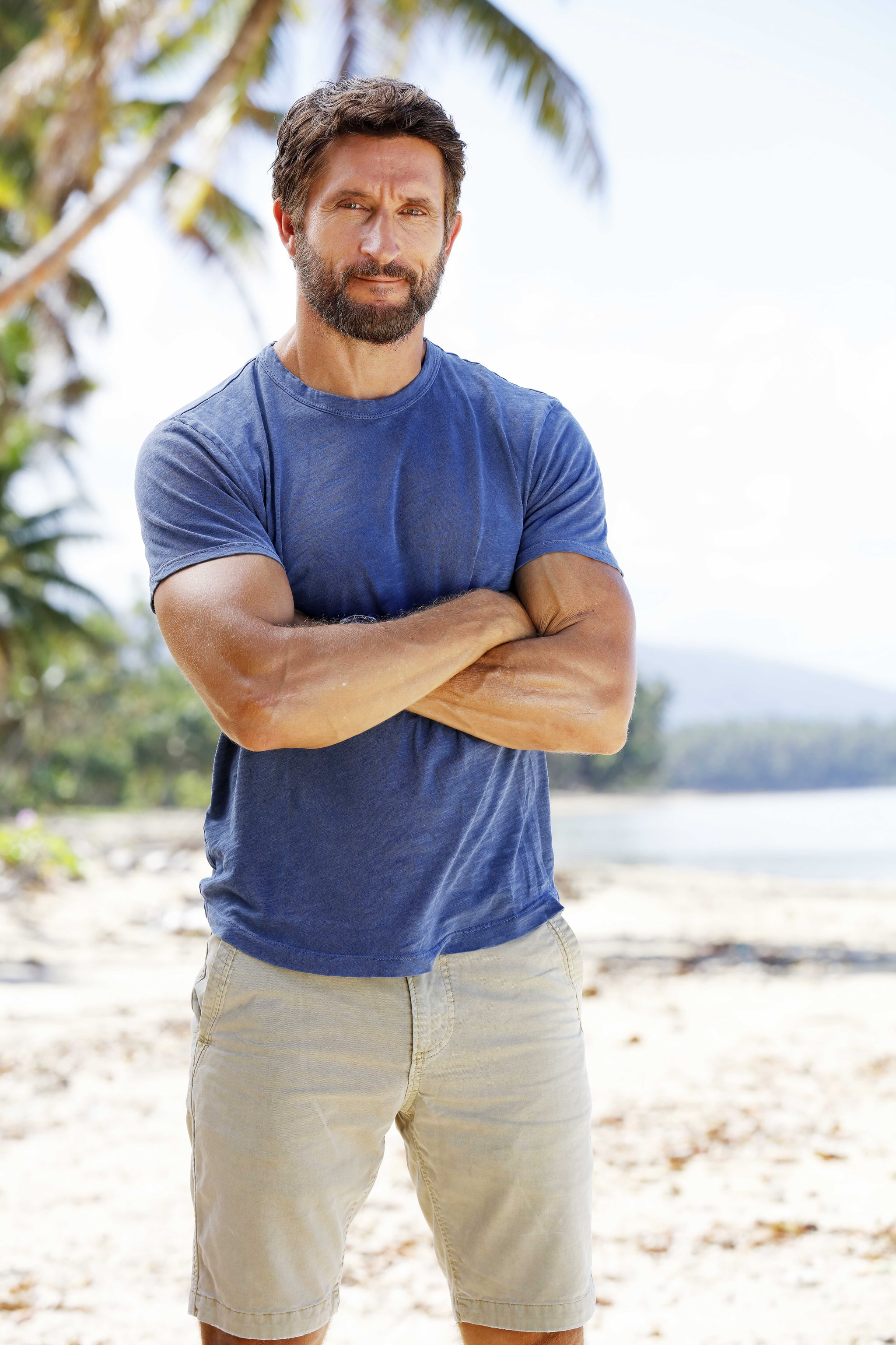 PHOTOGRAPH BY NIGEL WRIGHT. 2019AUSTRALIAN SURVIVOR...S4CHANNEL TEN.THIS PICTURE SHOWS...AS SERIES 4....EPISODE 9... HOST JONATHAN LA PAGLIA .