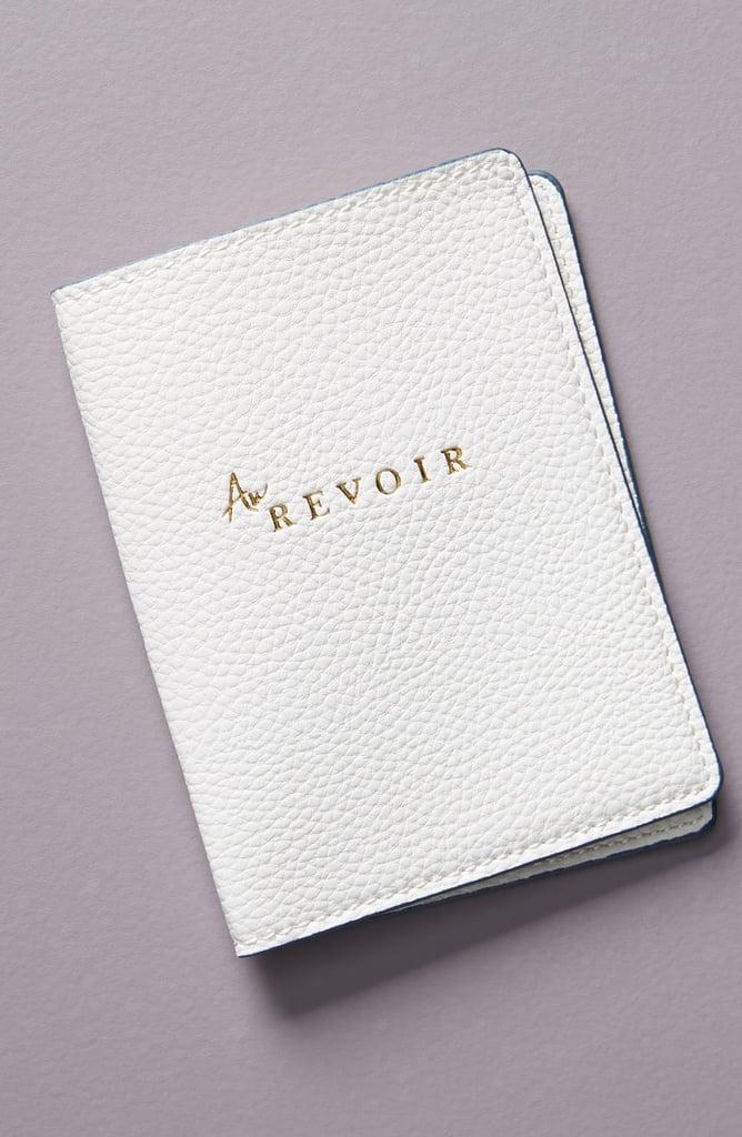 Anthropologie Au Revoir Passport Holder