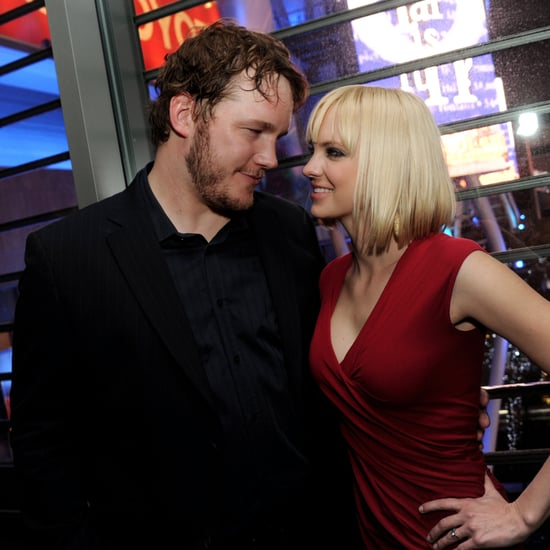Chris Pratt and Anna Faris Wedding Details
