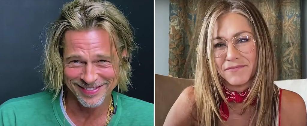 Brad Pitt and Jennifer Aniston Fast Times at Ridgemont High