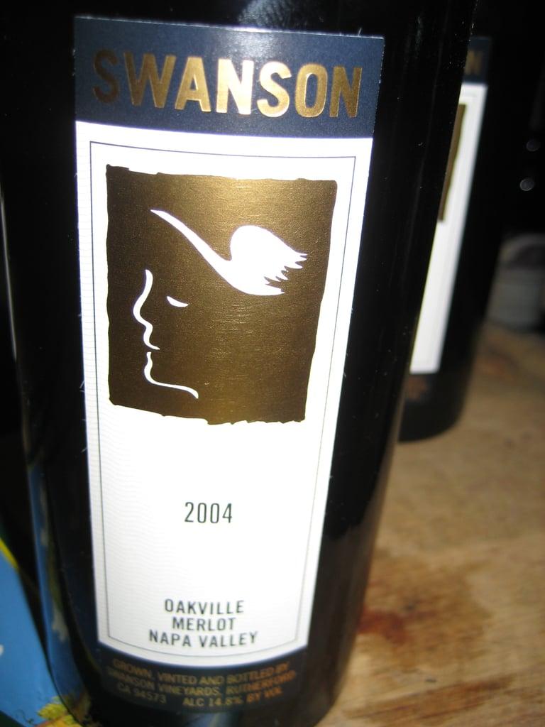 2004 Swanson Merlot
